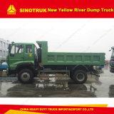 중국 새로운 황하 Sinotruk 4X2 15 톤 덤프 트럭