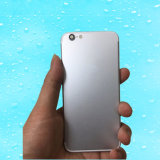 Neuf initial pour le cas mat de couverture de porte de batterie d'arrière de dos de boîtier en métal de l'iPhone 7