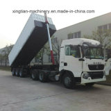 Dump Truck를 위한 다단식 Telescopic Hydraulic Cylinder&RAM