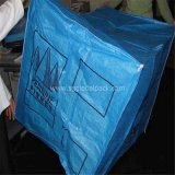 Bale tejido PP bolsa de algodón
