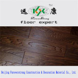 L'Orme multicouche gaufré antique Engineered Wood Flooring