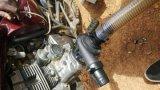 Bomba de água da motocicleta, bomba centrífuga de 2 polegadas, bomba da motocicleta, bomba da motocicleta de África, bomba de água para a motocicleta