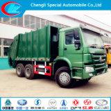 Fábrica de la venta directa de basura comprimido de camiones Sinotruk camión de basura compactador de basura buen precio Camión