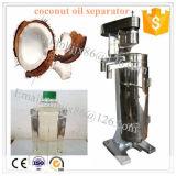 Холодное кокосовое масло девственницы давления делая трубчатый сепаратор