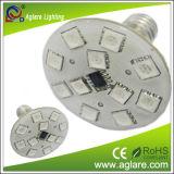 CE RoHS AC24/60V 3.7W смешные подсветка RGB со светодиодной лампы развлечений турбонагнетателя