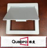 Qualpro 12 binnen. X12 binnen. Het plastic Comité van de Toegang van de Muur of van het Plafond AP7611