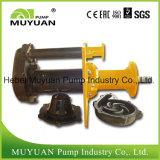 Acque di rifiuto che trattano la pompa centrifuga verticale sommersa dei residui di estrazione mineraria