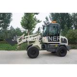De Machines van het Landbouwbedrijf van China 0.8ton MiniRadlader Zl08
