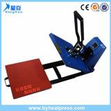 Máquina de alta pressão da imprensa do calor da parte superior com gaveta