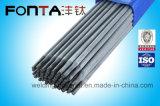 Electrodos de soldadura Hardfacing con gran resistencia al desgaste (9653)