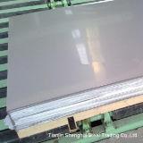 Plaque experte 321 d'acier inoxydable de constructeur