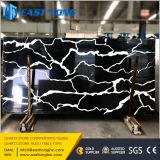 Fournisseur résistant de pierre de quartz d'usine de la Chine de souillure avec la pierre Polished de qualité