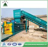 Empaquetadora hidráulica automática de la venta directa del papel usado