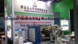 작은 기업을%s UV 접착성 라벨 코팅 기계