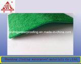 Les matériaux de construction avec du tissu d'étanchéité en PVC PVC à membrane