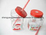 크리스마스 선전용 선물 식품 보존병 또는 음료 찻잔 또는 유리 컵 또는 음료 컵