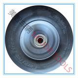 Niedriger Widerstand glatter PU-Schaumgummi-Rad-Durchbohrung-Beweis-Körper-Reifen