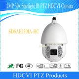 Dahua 2MP 30XのスターライトIR PTZ Hdcvi CCTVのカメラ(SD6AE230IA-HC)