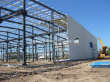 Prefabricated Steel Structure Used for Processing Workshop