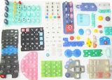 Boutons en caoutchouc de silicones/presse de clé