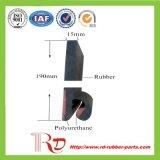 Sistema de vedação de borracha de transporte Rodapé de borracha