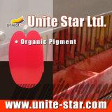 Rojo orgánico 2 del pigmento para la capa del polvo