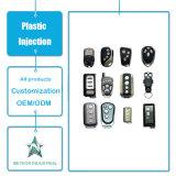 Tampa plástica de controle remoto moldando personalizada da chave do carro dos produtos da injeção plástica