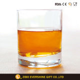 テーブルウェアガラス製品によって作られる傾け底水晶ウィスキーガラス