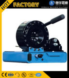 Plooiende Machine van de Slang van het Type van Leverancier van de hoge druk de Gouden Draagbare Hand Hydraulische