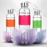 cuvette fabriquée à la main de boissons de sport du cadeau 550ml de bouteille d'eau promotionnelle de sport