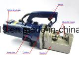 De elektrische Rebar Scharen van de Staaf van het Staal van de Scharen van de Staaf van het Staal van de Snijder Elektrische