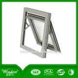Finestra di alluminio e portelli di formato standard per la vendita calda