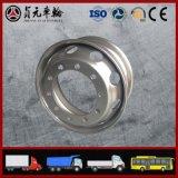 트럭 강철 바퀴 변죽 Zhenyuan 자동 바퀴 (6.75*22.5)