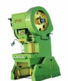 Presse de transmission mécanique à haute précision de la poinçonneuse J23-125 de trou