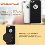 Caisse molle de téléphone du cas anti-gravité en gros TPU pour l'accessoire de téléphone mobile de Samsung S7/S7edge pour le cas de la couverture 6s de l'iPhone 6