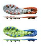 Il calcio poco costoso della fabbrica di modo scarpa la suola