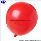 Party Supplies Partydekoration Runde Red Standard-Latex Bunch O Luftballons