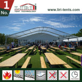 Подвижной напольный шатер шатёр Arcum для трактира доставки с обслуживанием
