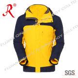 Водоустойчивая напольная куртка лыжи (QF-664)