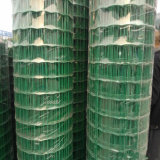 Malha de aço revestida de PVC