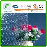 glace claire en verre décorative d'art de 2.5mm-12mm avec la configuration de Wanji