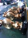 Butterfly metallo con metallo Valve con Highquality