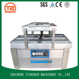 Máquina de embalagem elétrica do vácuo do material de empacotamento plástico para camarões frescos descascados