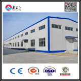 Almacén / taller de estructura de acero prefabricados (XGZ-01079)