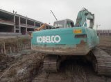 Máquina escavadora usada Sk200-3 disponível de Kobelco Sk200, máquinas escavadoras (SK200-6) para a venda
