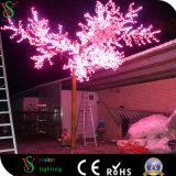 装飾的な人工的な暖かい白LEDの桜