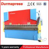 Wc67y-80t/2500 자동적인 CNC 압박 브레이크, 판매를 위한 금속 장 구부리는 기계, 압박 브레이크 기계