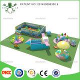 Sale를 위한 최고 Size Professional Manufacturer Large Indoor Gymnastic Commercial Trampoline Park