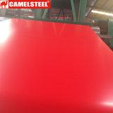 PPGL Farbeüberzogenes Galvalume-Blatt-gewölbtes Stahldach