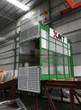 Macchinario di ingegneria di costruzione dei passeggeri Sc200/200 e dei materiali